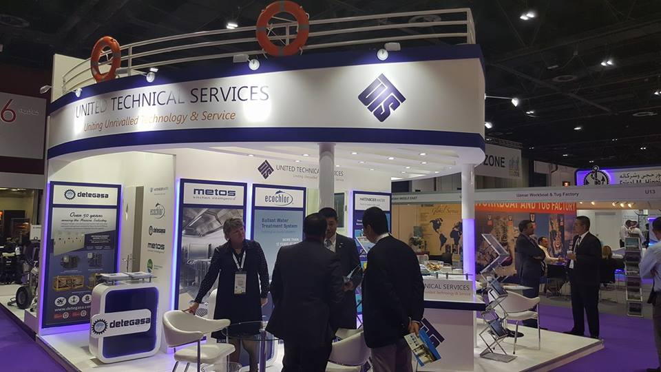 SEATRADE MARITIME MIDDLE EAST Exhibition-Dubai