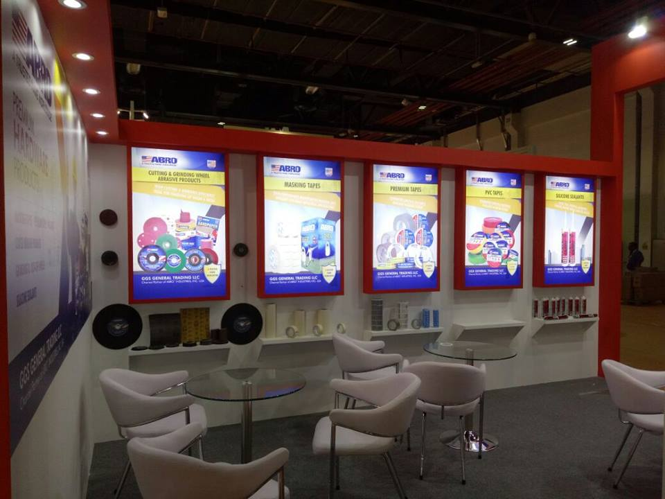 Big 5 Exhibition-Dubai