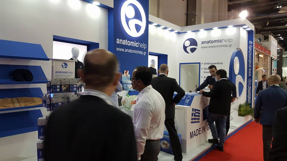 Arab Health Exhibition- 2018, Dubai,