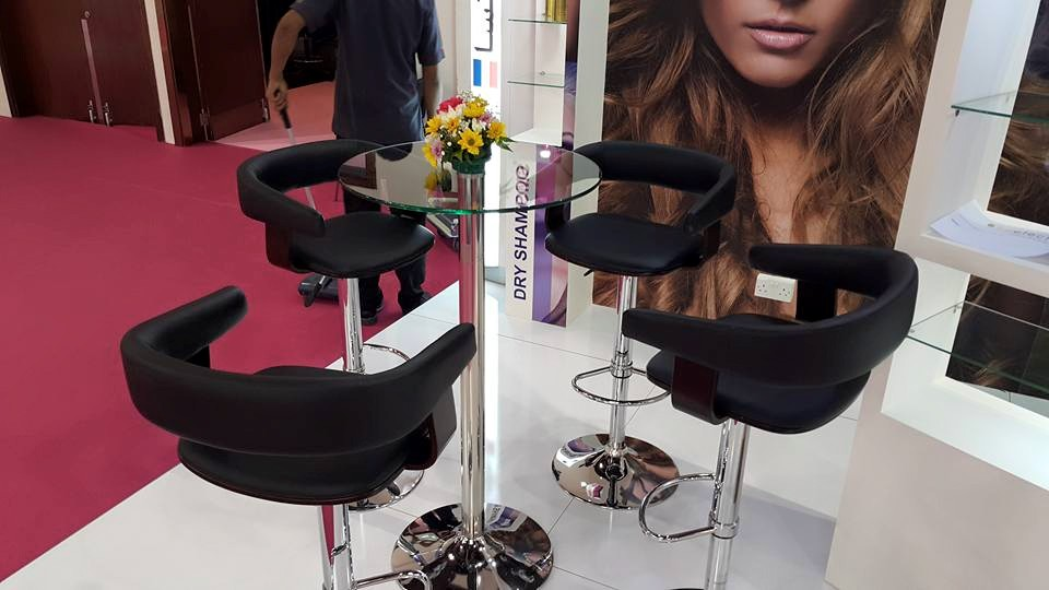 Delta Partners ,FRANCE-Beauty world exhibition-2015,Dubai