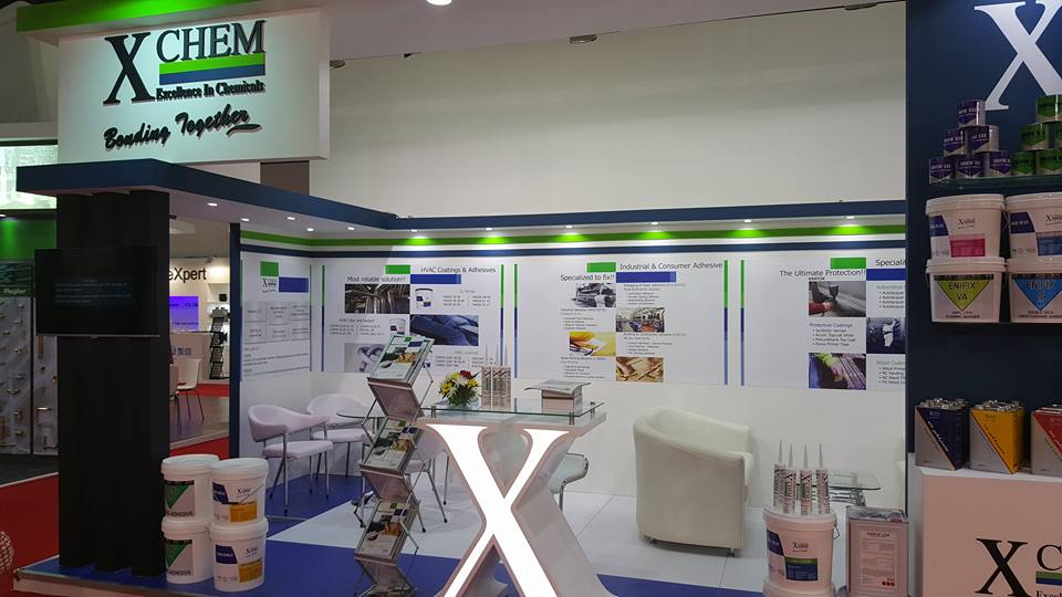 X CHEM UAE- BIG 5 Exhibition,Dubai-2015
