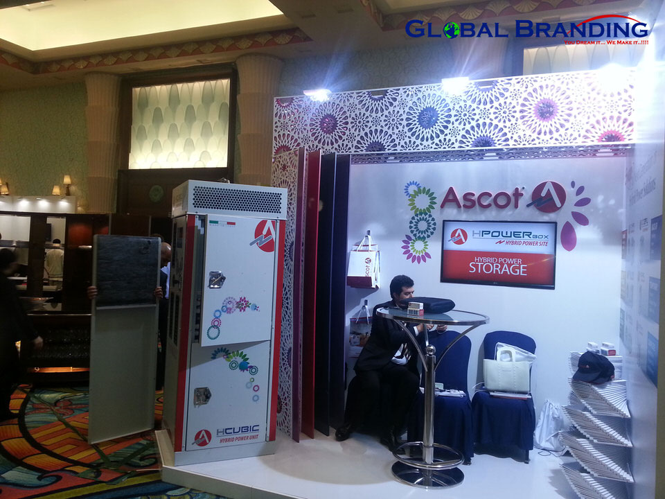 Zain Technology Conference, DUBAI-2013-ASCOT,ITALY