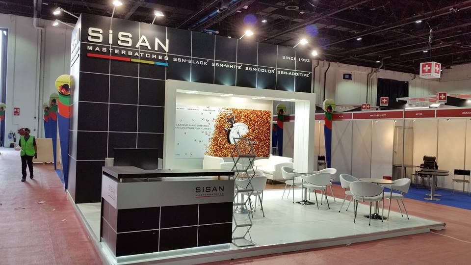 Arab Plast Exhibition_SISAN -TURKEY