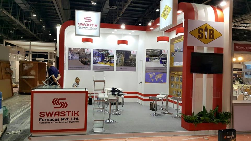Swastik -Aluminum Middle East Exhibition-2015, Dubai